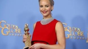 Jennifer Lawrence. Archivo.