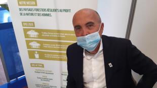 Éric Evvenou, département des partenariats avec les entreprises au WWF France.