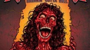 <i>Breakin' Outta Hell, </i>le quatrième album du groupe australien de hard rock Airbourne.