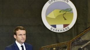 Paris quer adaptação da força Barkane e cooperação com G5 Sahel