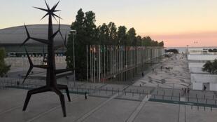 MEO Arena é o recinto que vai acolher o Festival Eurovisão da Canção de 2018 em Lisboa.