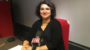La sémiologue Asal Bagheri.