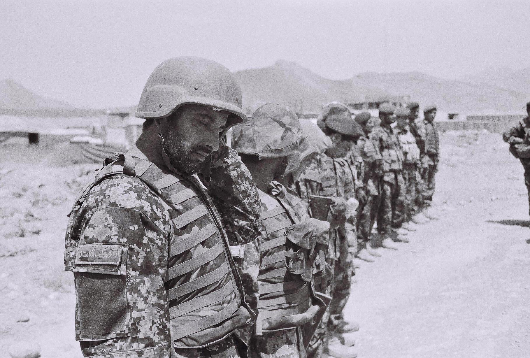 D'ici la fin de l'année, les forces de sécurités afghanes, devront aligner 300 000 hommes.