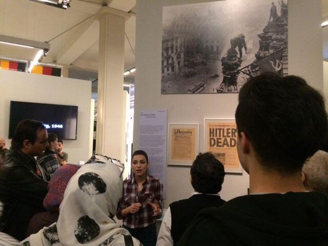 La culture au service de l'intégration dans les musées de Berlin.