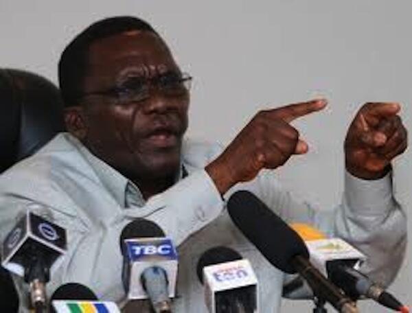 Waziri Mkuu wa Tanzania Mizengo Kayanza Peter Pinda aliyeunda Tume Maalum kupitia matokeo mabaya ya kidato cha nne ya mwaka 2012