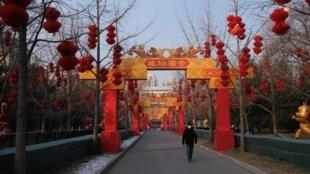 北京地壇廟會被取消。