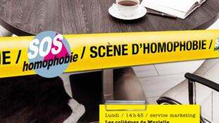 L'homophobie est présente un peu partout : dans les lieux publics, dans la famille, sur internet, dans le travail et le milieu scolaire.