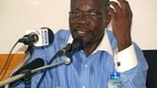 Jornalista angolano William Tonet