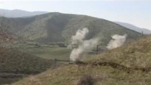 27 сентября Азербайджан и Армения обвинили друг друга в начале боевых действий в Нагорном Карабахе.