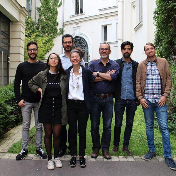 Seis productores y cineastas mexicanos en París en busca de coproducciones