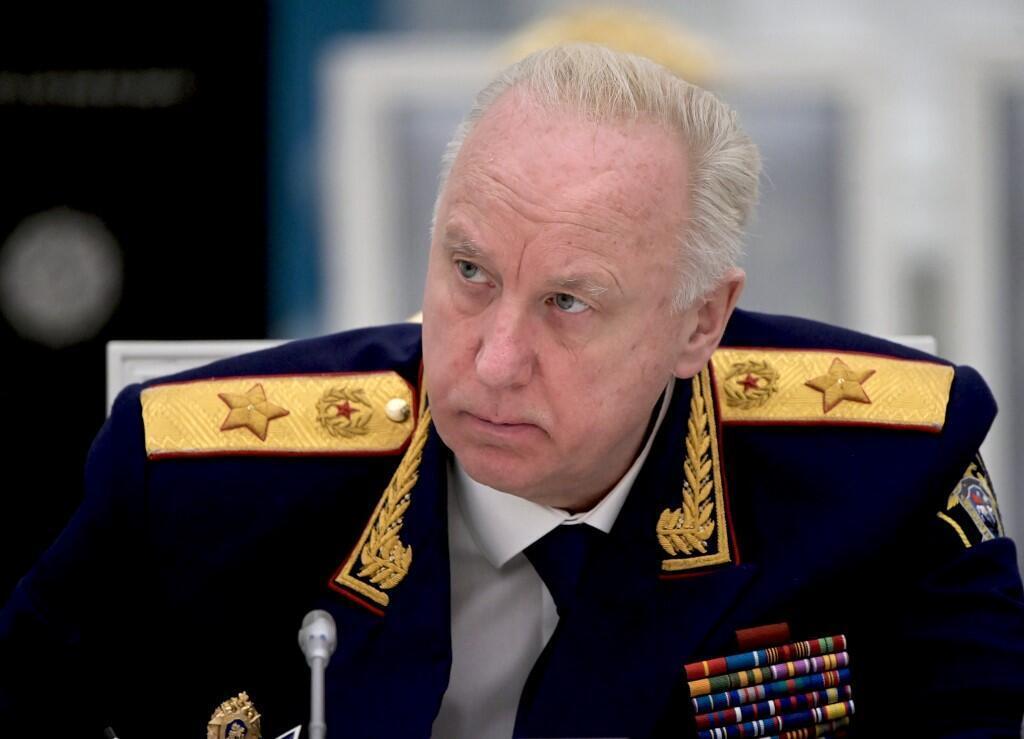 Глава Следственного комитета России Александр Бастрыкин — один из фигурантов санкционного списка МИД Великобритании.