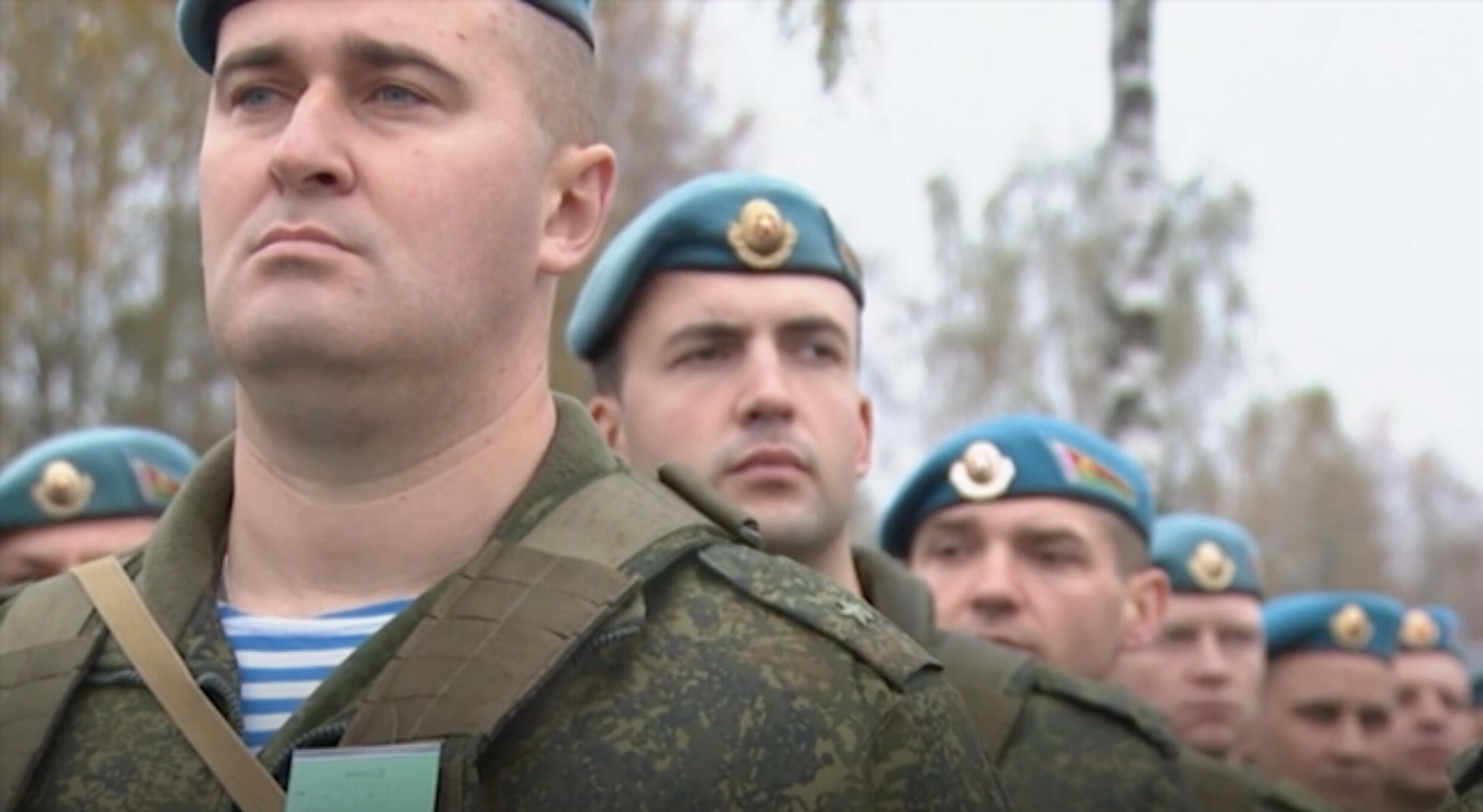 2020-10-12 CSTO peacemakers during Indestructible Brotherhood exercises in Belarus