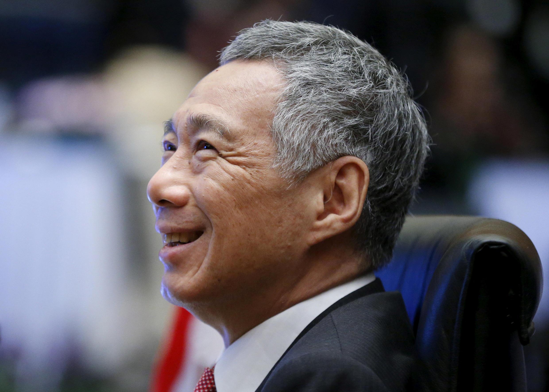 新加坡总理李显龙(资料图片)