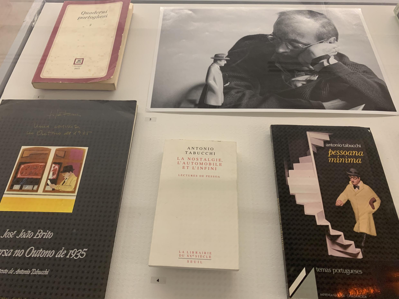 """""""Tabucchi et le Portugal"""" na delegação da Fundação Calouste Gulbenkian em Paris"""
