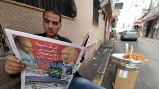 Même si les résultats officiels n'ont pas encore été annoncés, la Tunisie se dirige vers un second tour entre Moncef Marzouki et Beji Caïd Essebsi.