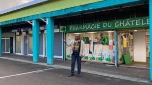 pharmacie rouen chatelet