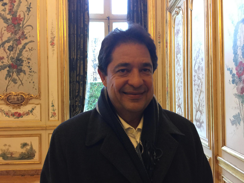 José Alves, secretário de Turismo da Bahia