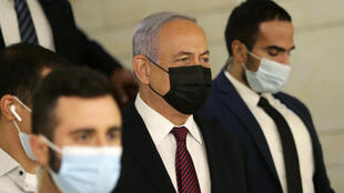 Israël - Benyamin Netanyahu - Knesset