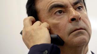 Renault-Nissan boss Carlos Ghosn