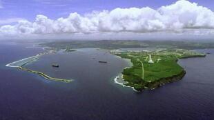 Cảng Apra tại đảo Guam, theo dự kiến sẽ được hiện đại hóa.