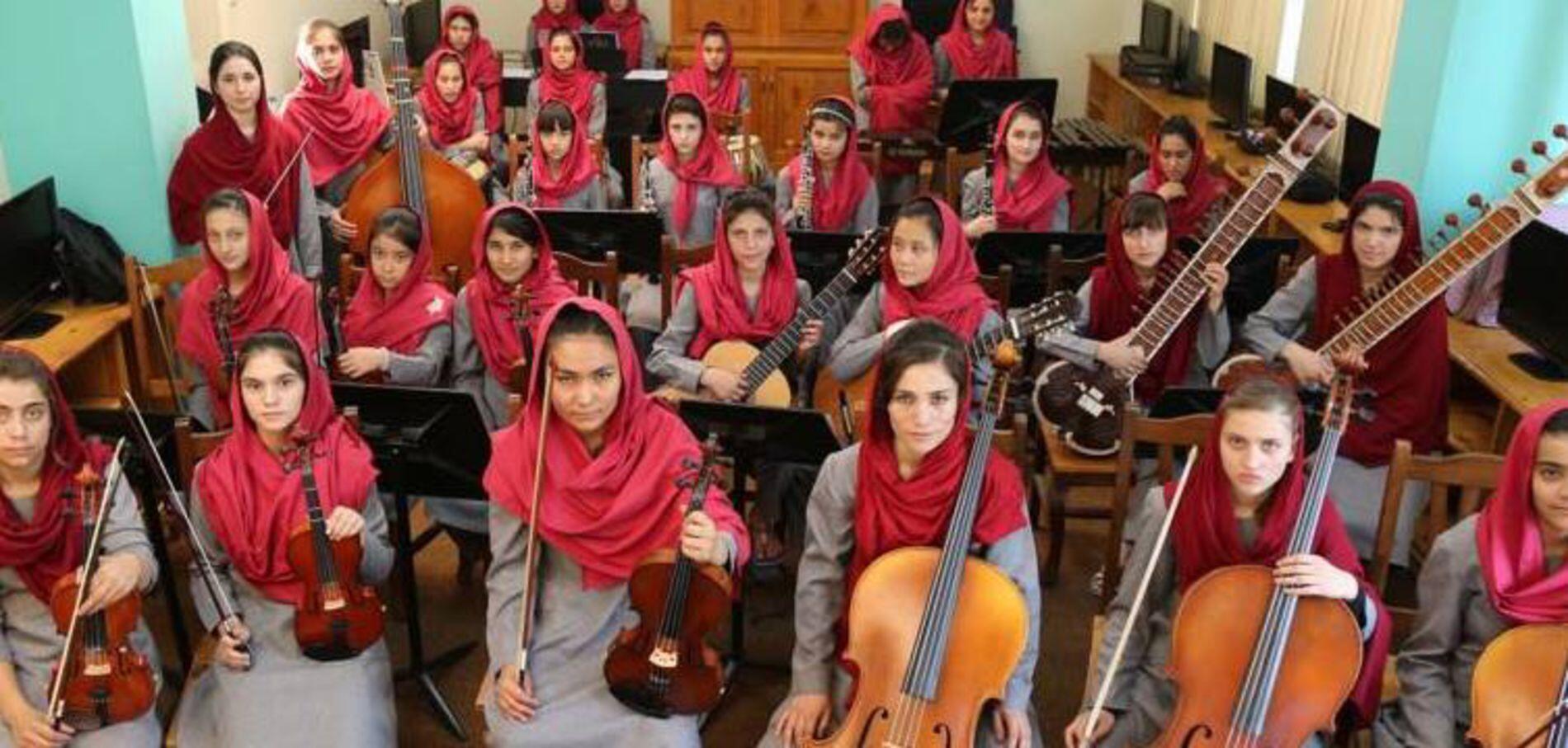 """""""زهره""""، گروه موسیقی صد درصد زنانۀ افغانستان"""