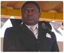 Foto de Filipe Nyusi, candidato da Frelimo às presidenciais 2014.