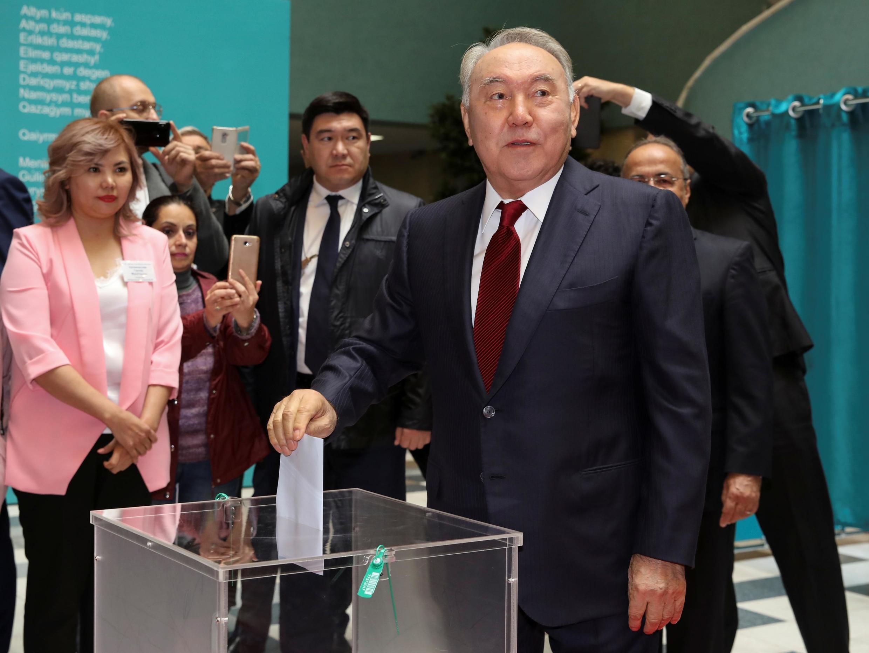 Нурсултан Назарбаев: «В этом году выборы особые»