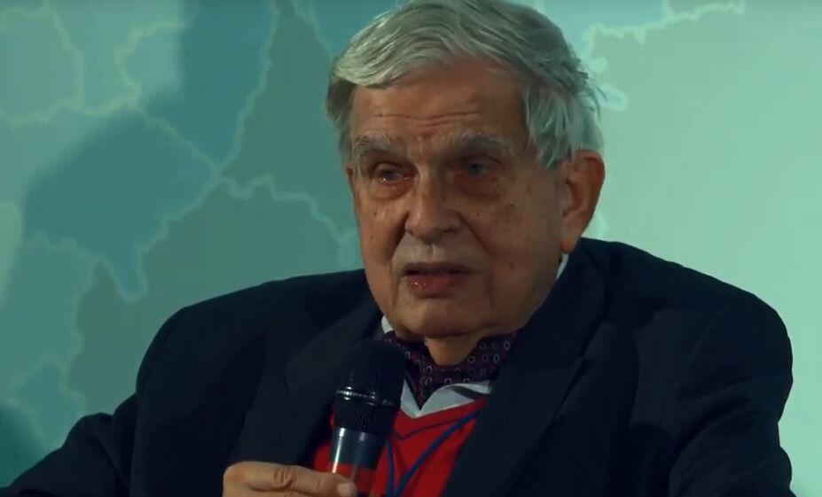 Литовский поэт, советский диссидент Томас Венцлова