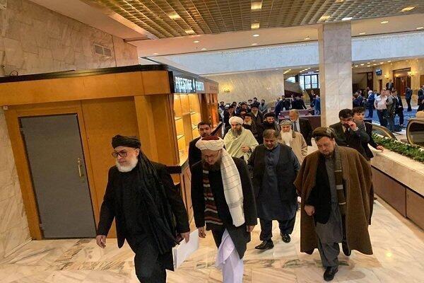 حکومت افغانستان قصد دارد با یک هیات ۲۵۰  نفری در نشست صلح در قطر شرکت کند.