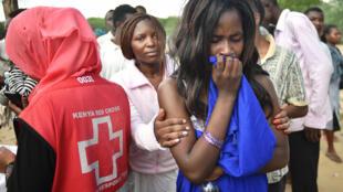 A survivor of the Garissa University attack