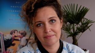 مریم بن بارک، کارگردان فرانسوی- مراکشی که فیلم او «سوفیا»، در بخش «نوعی نگاه» به نمایش درآمد