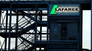 Một công trình của tập đoàn Pháp Lafarge tại Paris. Ảnh minh họa chụp ngày 22/05/2017.