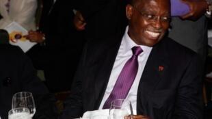 Manuel Vicente, antigo vice-Presidente de Angola. 25 de Setembro de 2013.