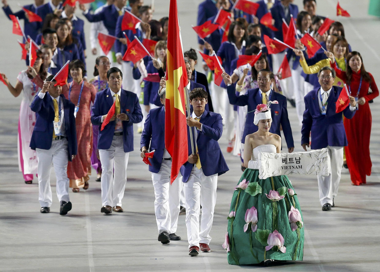 Đoàn thể thao Việt Nam tham dự Asiad 17 đã  tiến bộ nhưng chưa có đột phá.