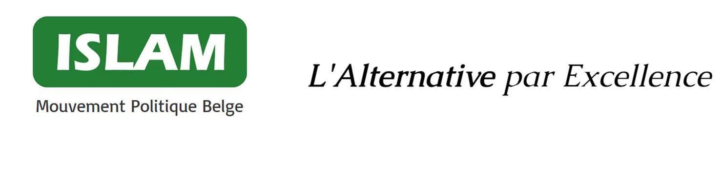 A sigla do movimento político ISLAM que, em francês, também quer dizer Islã.