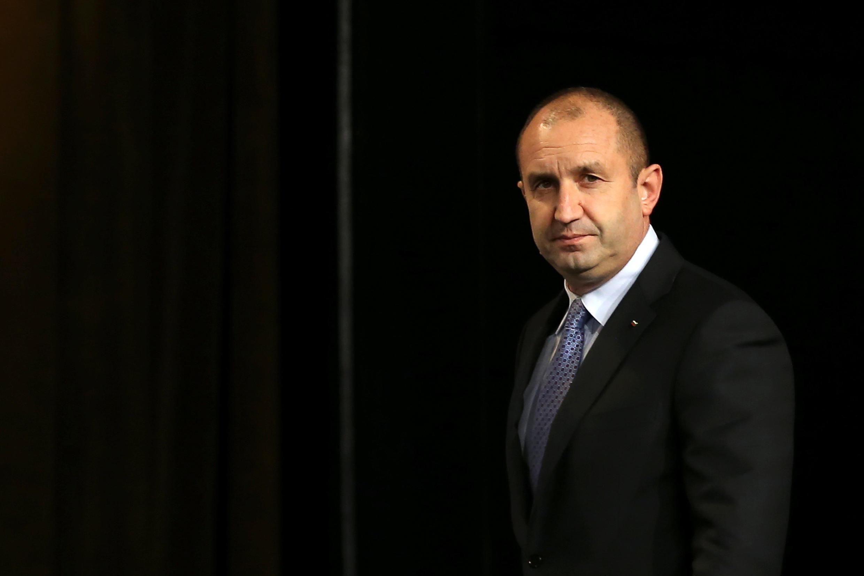 Rumen Radev, candidato apoiado pelos socialistas e favorável à Rússia, venceu as eleições presidenciais de domingo na Bulgária com 59,35% dos votos.