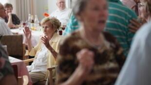 Каждый пятый житель Франции старше 65 лет