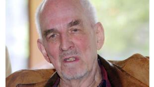Ingmar Bergman en 2003.