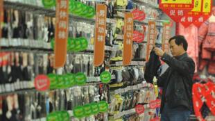 Chính phủ Trung Quốc muốn kích thích tiêu thụ trước tình trạng kinh tế tăng trưởng khựng lại.