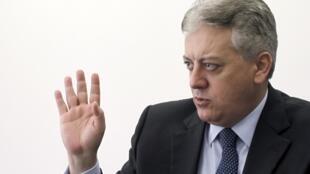 Aldemir Bendine, novo Presidente da Petrobrás nomeado para suceder Graça Foster.