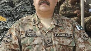 Raheel Sharif in charge of the world's sixth-largest army