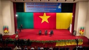 Ce dialogue national a été convoqué par le chef de l'État pour ramener la paix dans les deux régions anglophones du Sud-Ouest et du Nord-Ouest.