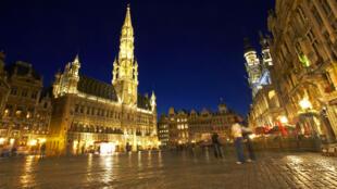 Grand-place de Bruxelles.