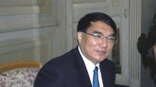 遼寧省委書記王珉在出任蘇州市委書記時(2002年5月-2004年10月)接受記者訪問