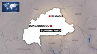 Silgadji, aldeia do Burkina Faso, onde ocorreu no sábado mais um ataque terrorista