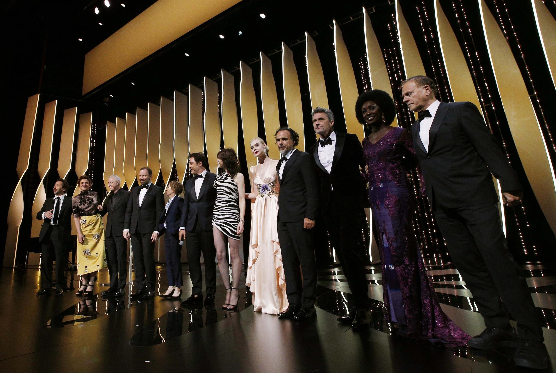 Juri e mestres de cerimônia da 72ª edição do Festival de Cinema de Cannes