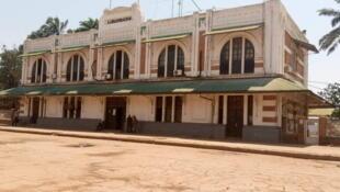 La gare SNCC de Lubumbashi.