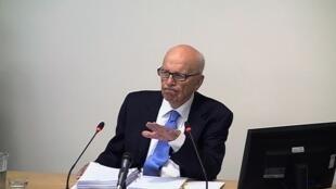 Le magnat des médias, Rupert Murdoch.