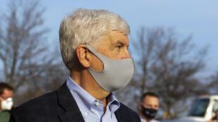 L'ancien gouverneur du Michigan Rick Snyder a été inculpé dans l'affaire des eaux polluées à Flint.