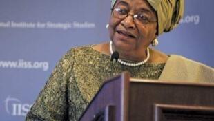 Ellen Johson Sirleaf